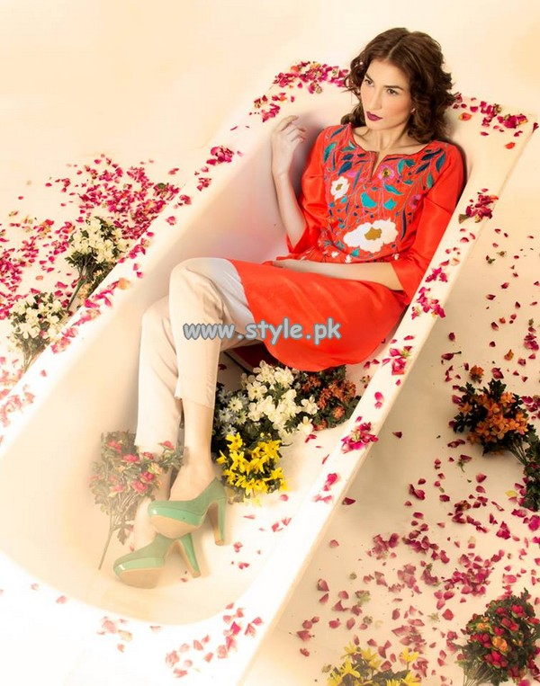 Zari Faisal Eid-Ul-Fitr Collection 2013 For Women 004
