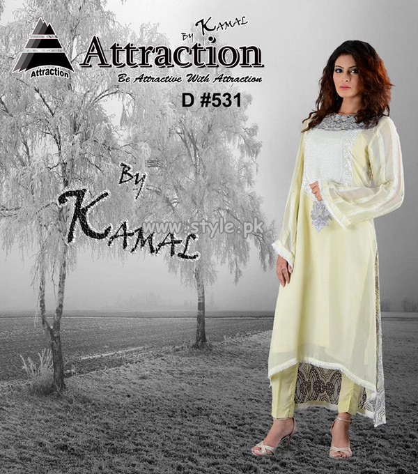 Attraction by Kamal Summer Collection 2013 For Women 010