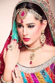 Image result for beautiful bridal in pakistan
