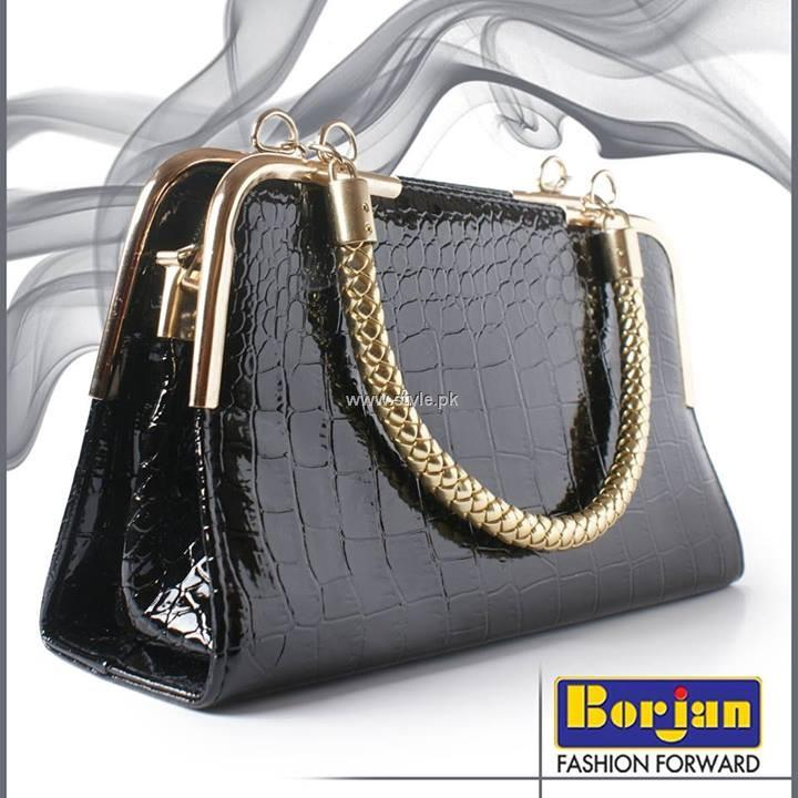 Borjan Shoes Fall Collection 2013 for Women