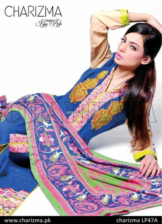 Charizma Fall Winter Collection 2013 for Women 001 pakistani dresses