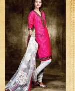 Charming Designer Suits 2013 Embroidered Dresses 008