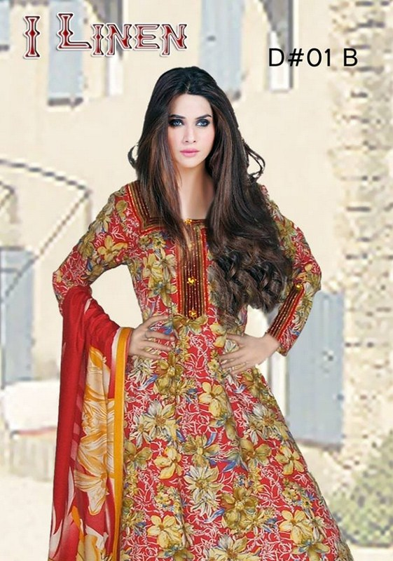 Dawood Textiles Fall Collection 2013 For Women 006