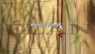 Elan Semi-Formal Wear Collection 2013 For Girls 003