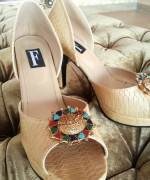Farah & Fatima Fall Footwear Collection 2013 Volume 2 For Women