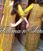 Fatima N Sara Eid- Ul-Azha Collection 2013 For Women 004
