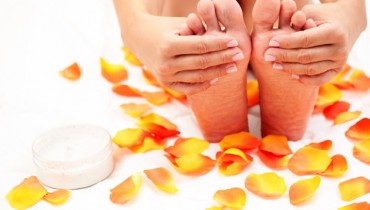 Get Rid of Dry Cracked Heels