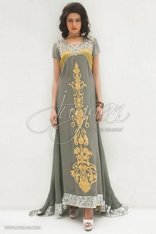 Juggan Semi Formal Wear Collection 2013 For Women 009