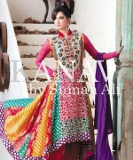 Kanav by Suman Ali Formal Wear Dresses 2013 for Women 002