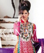 Kanav by Suman Ali Formal Wear Dresses 2013 for Women 003