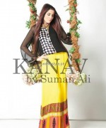 Kanav by Suman Ali Formal Wear Dresses 2013 for Women 004