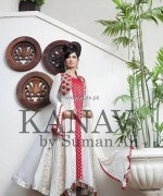 Kanav by Suman Ali Formal Wear Dresses 2013 for Women 006