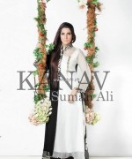 Kanav by Suman Ali Formal Wear Dresses 2013 for Women 007