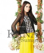 Kanav by Suman Ali Formal Wear Dresses 2013 for Women 008