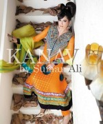 Kanav by Suman Ali Formal Wear Dresses 2013 for Women 009