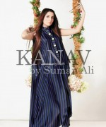 Kanav by Suman Ali Formal Wear Dresses 2013 for Women 010
