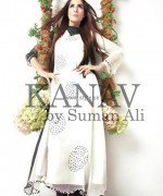 Kanav by Suman Ali Formal Wear Dresses 2013 for Women 011