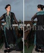 Kanwal Sheikh Party Wear Collection 2013 For Women 005