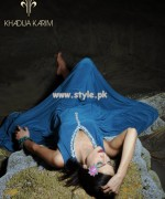 Khadija Karim Party Dresses 2013 For Women 005