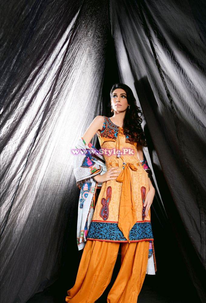 Mashaal Khaadi Collection by Lala