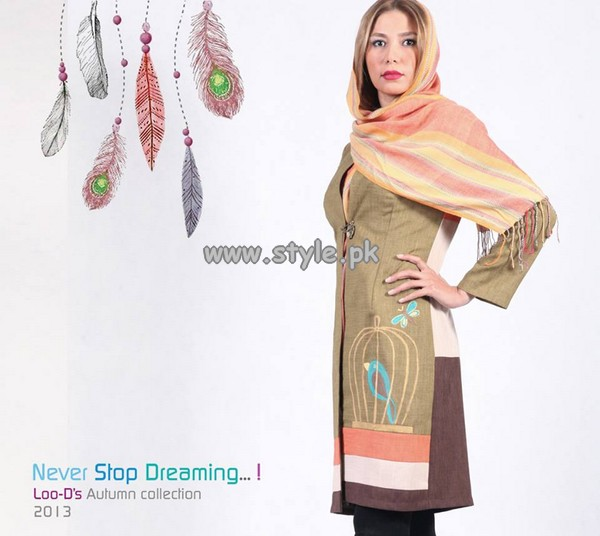 Loo-D Autumn Collection 2013 For Women 004
