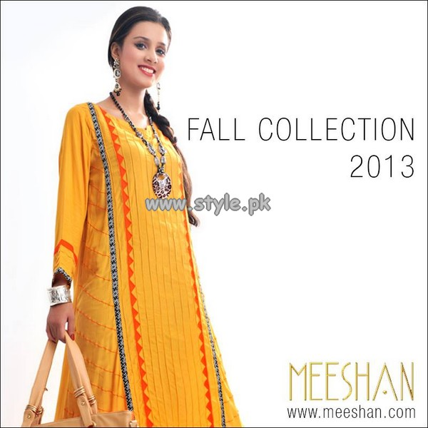 Meeshan Fall Collection 2013 For Women 007