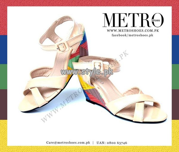 Metro Shoes Fall Collection 2013 For Women 006