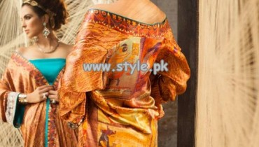 Nadia Ellahi Digital Print Collection 2013 For Women 008