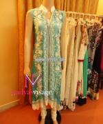Nadya Visage Party Wear Dresses 2013 For Girls 001