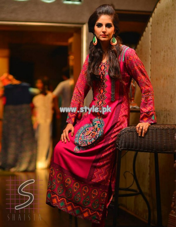 Naqash by Shaista Cloth Eid Collection 2013 For Women 006