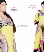 Nation by Riaz Arts Fabric Collection 2013 for Women 003