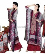 Nation by Riaz Arts Fabric Collection 2013 for Women 006