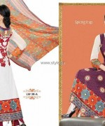 Nation by Riaz Arts Fabric Collection 2013 for Women 012