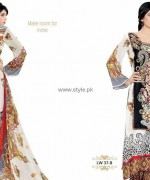 Nation by Riaz Arts Fabric Collection 2013 for Women 014