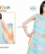 Nation by Riaz Arts Fabric Collection 2013 for Women 015