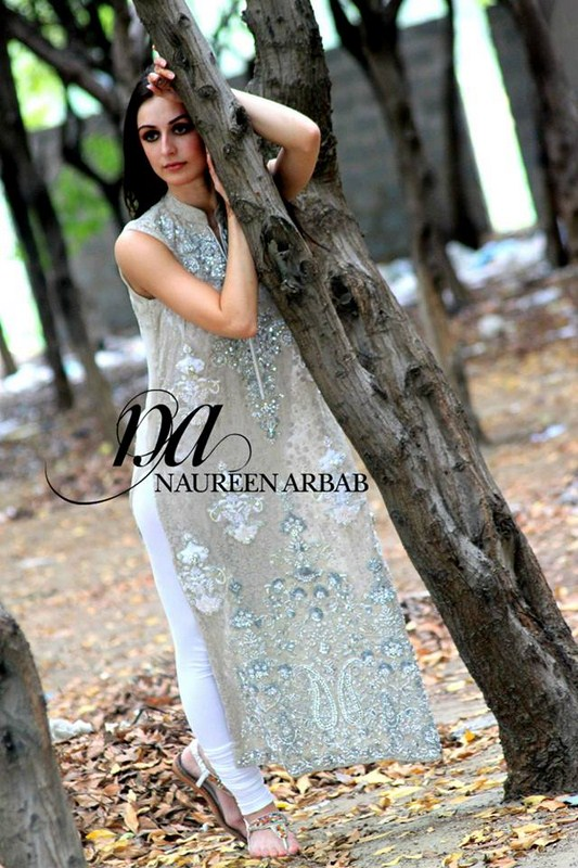 Naureen Arbab Fall Collection 2013 For Women 001