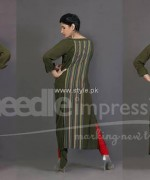 Needle Impressions New Casual Wear Dresses 2013 for Women