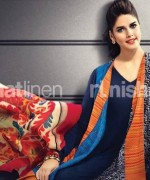 Nishat Linen winter collection 2013 for Women 012