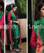 Nishat Linen winter collection 2013 for Women 013