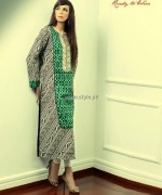 Origins Ready to Wear New Prints Collection 2013 for Women 003