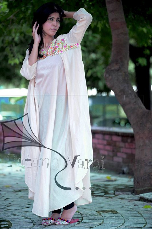 Patang Vargi Eid Ul Azha Collection 2013 For Women 004