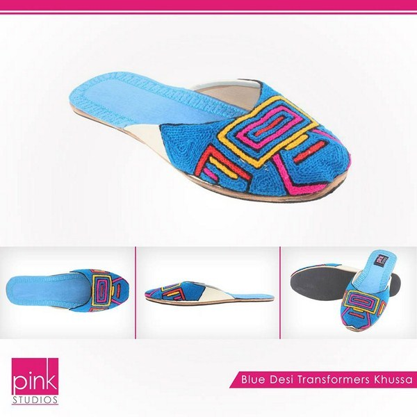 Pink Studio Eid ul Azha Footwear Collection 2013 for Women 002