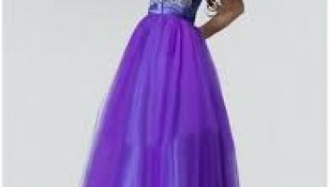 Purple Prom Dresses 2013