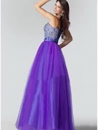 Purple Prom Dresses 2013