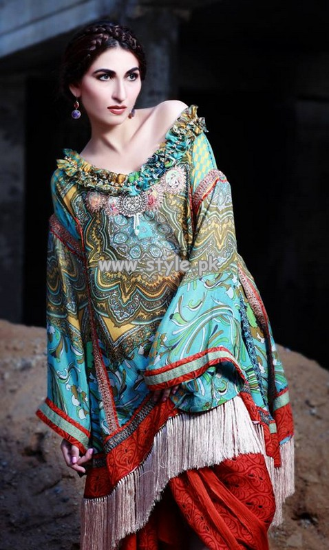 Shamaeel Ansari Export Collection 2013 For Women 004
