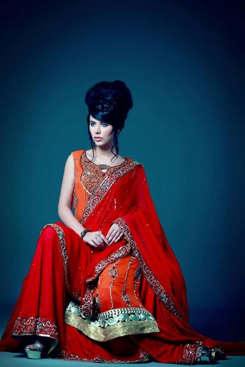 Shehrbano Bridal Wear Collection 2013 for Women