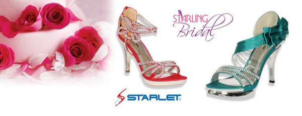 Starlet Shoes Bridal Footwear Collection 2013 For Women 003