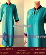 Tiska Eid-Ul-Azha Collection 2013 For Girls 001