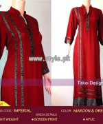Tiska Eid-Ul-Azha Collection 2013 For Girls 004