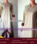 Tiska Eid-Ul-Azha Collection 2013 For Girls 005